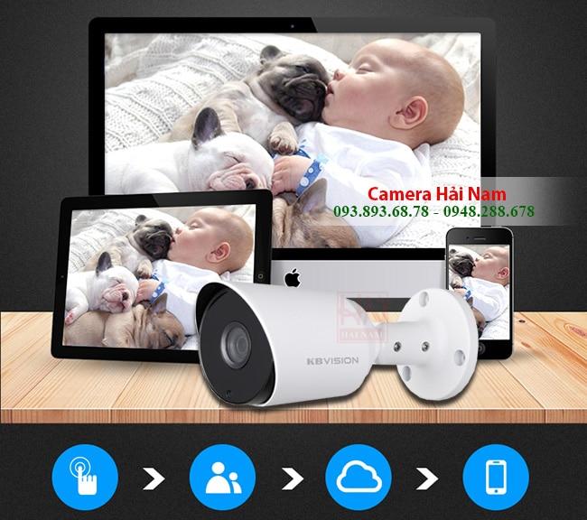camera kbvision 4 10