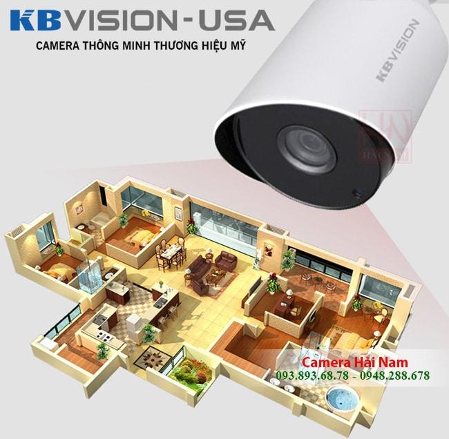 camera kbvision 4 5