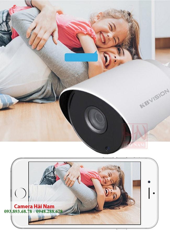 camera kbvision 4 7