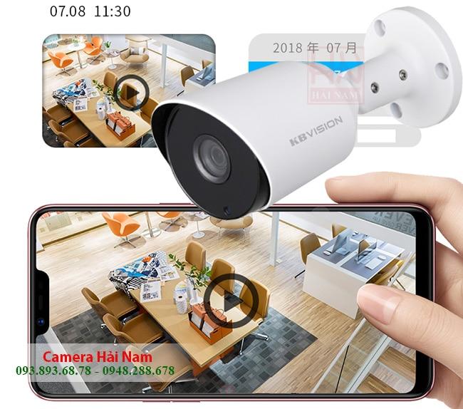 camera kbvision 4 9