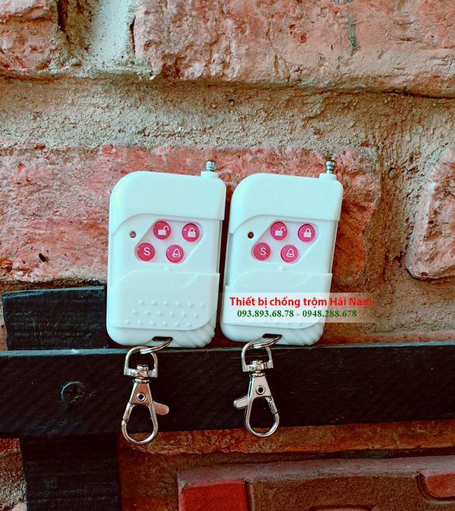 Thiết bị báo trộm qua điện thoại dùng sim Guardsman GS-7000 cao cấp, giá rẻ