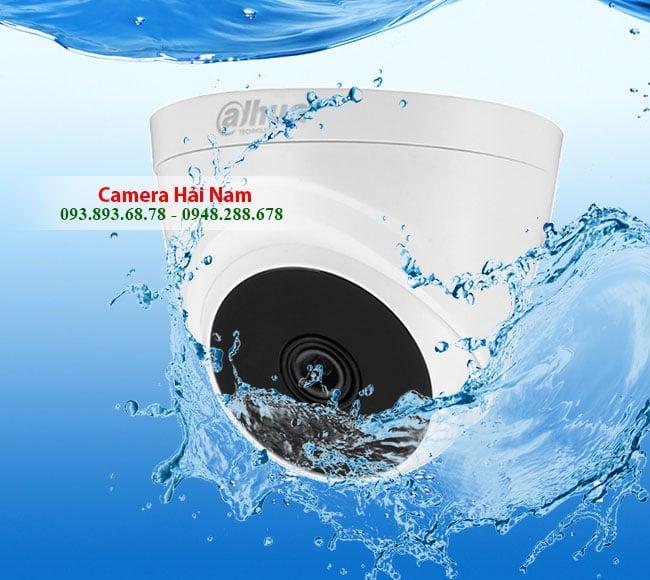 Lắp đặt trọn bộ 4 mắt Camera Dahua chính hãng, giá rẻ nhất - Camera Dahua HDCVI Full HD 1080P sắc nét, góc rộng
