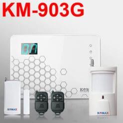 Thiết bị chống trộm Komax dùng sim KM-903G cao cấp đến từ Hàn Quốc, giá rẻ nhất GIẢM 49%