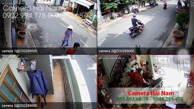 Camera Hikvision - Trọn bộ 4 mắt Hikvision Full HD 1080P HDTVI giá SIÊU RẺ, BAO CÔNG LẮP ĐẶT
