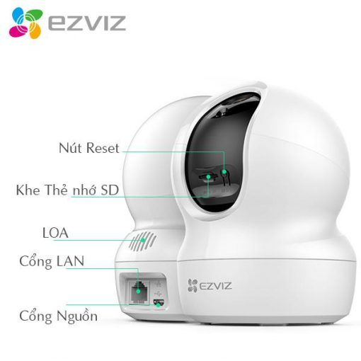 Camera Wifi EZViz 2MP
