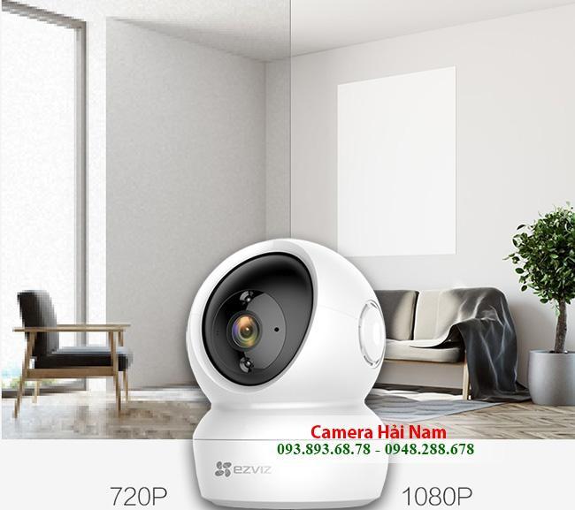 Camera Wifi EZViz 2MP Full HD 1080P sắc nét GIÁ RẺ