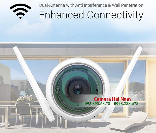 Camera EZViz wifi ngoài trời