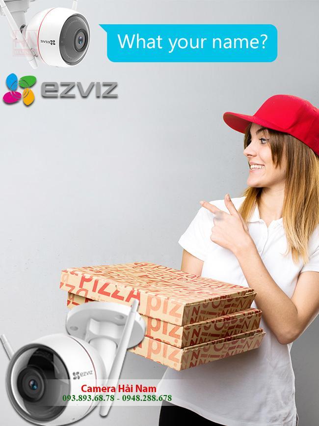 Camera EZViz ngoài trời wifi giá rẻ