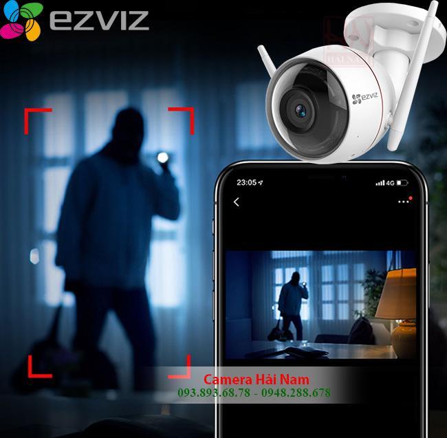 Camera an ninh EZViz ngoài trời