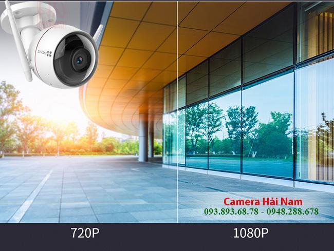 Camera EZViz wifi ngoài trời 2M Full HD 1080P [GIẢM 50%]
