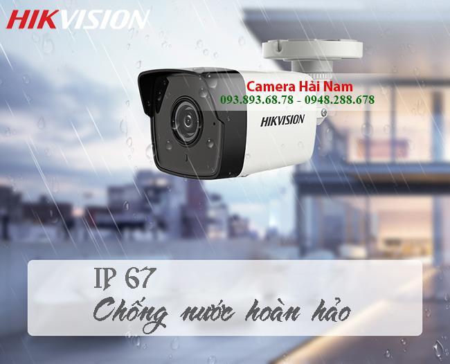 Trọn bộ 4 camera Hikvision 5MP Super HD 2K (2560*1920)P GIÁ SIÊU RẺ