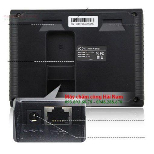 Máy chấm công thẻ giấy & vân tay Ronald Jack RJ 1300 Cao cấp, Giá rẻ