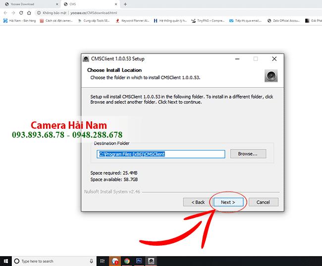 Tải Yoosee PC, CMS Camera Yoosee Client trên máy mới nhất, chi tiết dễ làm