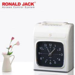 Máy chấm công thẻ giấy Ronald Jack A2200N chính hãng, giá rẻ