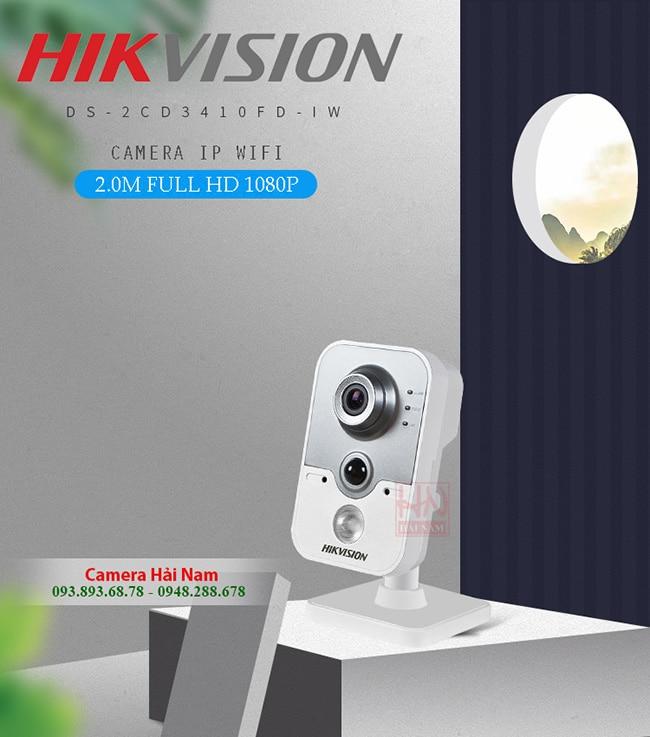 camera ip wifi hikvision 2mp full hd 1080p 1
