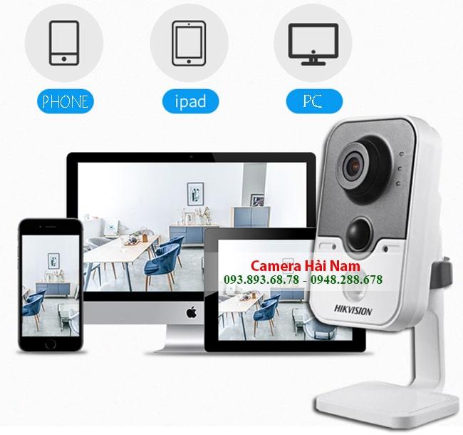 camera ip wifi hikvision 2mp full hd 1080p 8