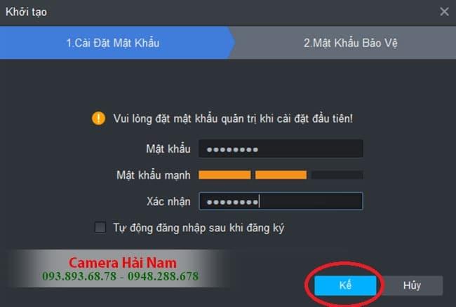 Tải Smart PSS Tiếng Việt