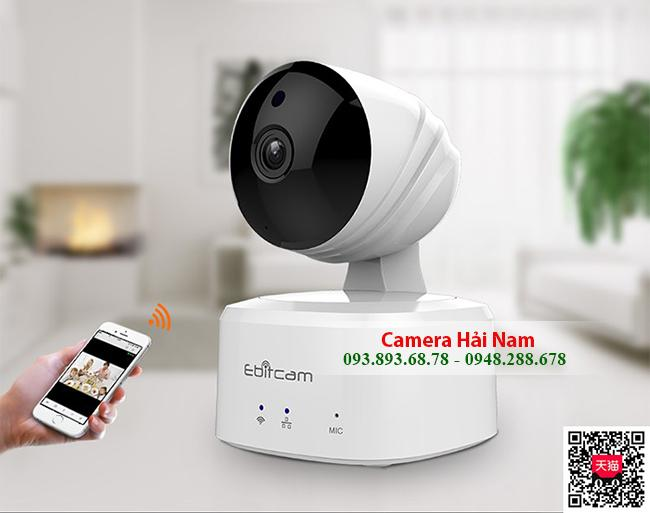 Camera IP Wifi Ebitcam 1MP HD 720P