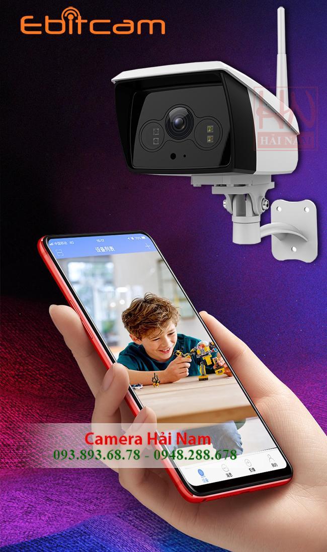 camera ebit ngoài trời giá rẻ