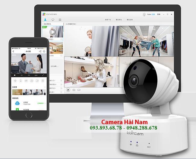camera an ninh wifi tốt nhất 2020