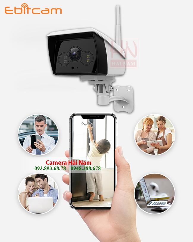 lắp đặt camera gia đình cần những gì