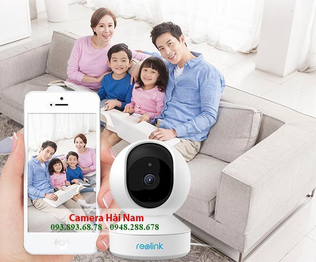 lắp camera gia đình cần những gì