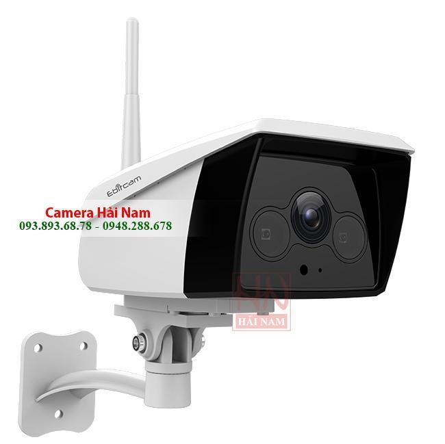 Giá camera an ninh wifi và có dây như thế nào? Cách lắp camera an ninh gia đình ra sao?