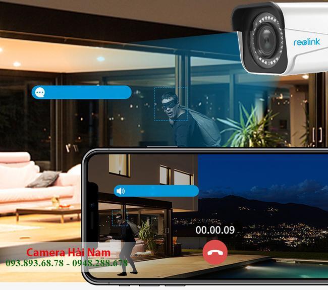 Camera chống trộm báo qua điện thoại tốt nhất loại nào?