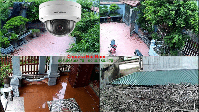 Camera IP Dome Hikvision DS-2CD1121-I 2.8mm 2MP hồng ngoại 30m, IP67