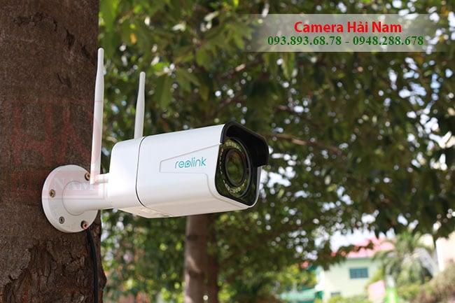 Camera wifi ngoài trời tốt nhất Reolink RLC 511W - Super HD 2K