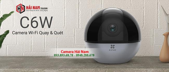 Camera wifi Ezviz C6W 4MP SUPER HD 2K chính hãng, Zoom kỹ thuật số 4X,..