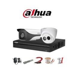 Trọn bộ camera IP Dahua 2MP Full HD 1080P