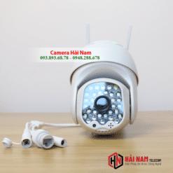Camera Yoosee ngoài trời 3MP Giá Rẻ, Ghi hình màu ban đêm, IP66,..