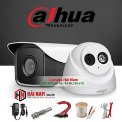 Trọn bộ camera IP Dahua 2MP Full HD 1080P