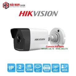 Camera IP Hikvision DS-2CD1023G0E-I 2MP Chính hãng - THÂN, IP67, IR 30m, H.265+
