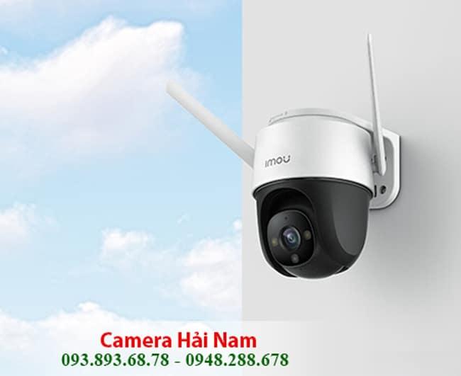 Camera IP Wifi ngoài trời IMOU IPC-S22FP